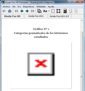 imagen no convertida en el Kindle Previewer