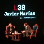 Javier Marías en Zúrich