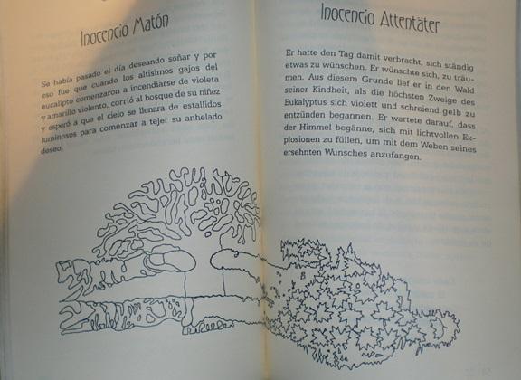 Dibujo de Manuel Girón