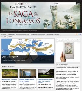 blog la saga de los longevos