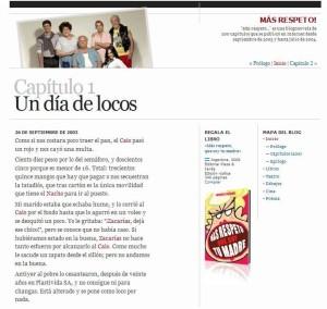 Blogonovela Casciari