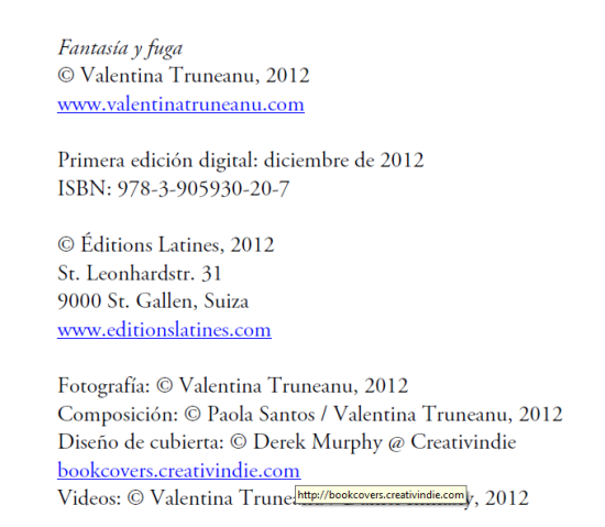 errores de edición enlaces