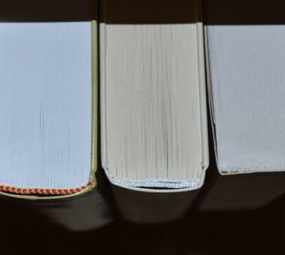 Cómo publicar libros extensos