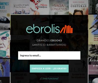 Ebrolis: lo que autores y lectores estábamos necesitando