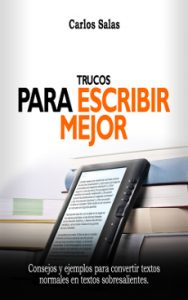 Trucos para escribir mejor, de Carlos Salas