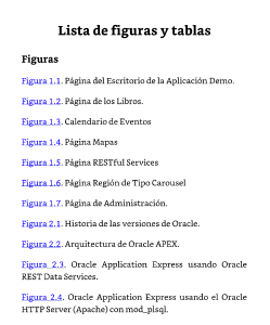 Lista de figuras_Oracle APEX 5.1